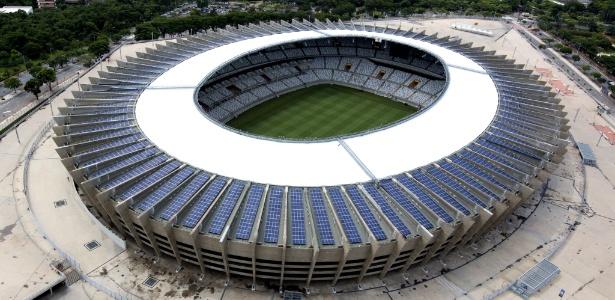 Cruzeiro gostaria de alterar o gramado do Mineirão. Gestora do estádio descarta - Xinhua