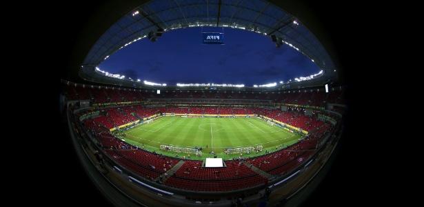 Arena Pernambuco fica na região de Recife; custou cerca de R$ 800 milhões - Robert Cianflone/Getty Images