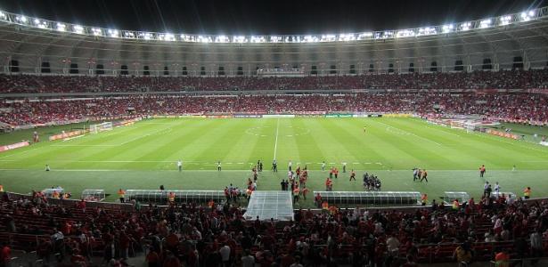 Internacional quer garantir jogos no Beira-Rio. Seja nesta quarta ou adiante