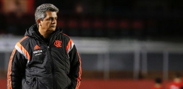 O técnico Ney Franco retorna ao Vitória após uma passagem ruim pelo Flamengo