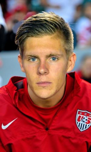 Aron Johannsson, jogador dos Estados Unidos