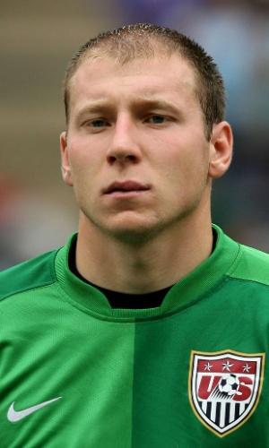 Bradley Edwin Guzan, jogador dos Estados Unidos