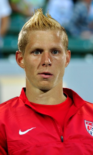 Brek Shea, jogador dos Estados Unidos