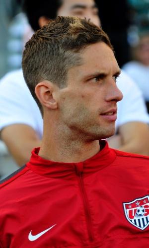 Clarence Goodson, jogador dos Estados Unidos