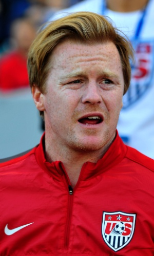 Dax McCarty, jogador dos Estados Unidos