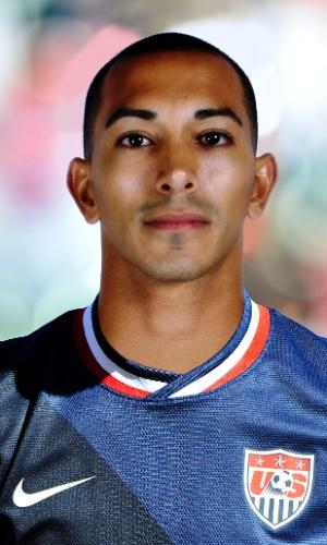 Edgar Castillo, jogador dos Estados Unidos