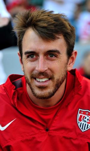 Eric Alexander, jogador dos Estados Unidos