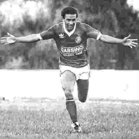 Francisco Ernandi Lima da Silva, o Mirandinha, ex-Palmeiras - Wilson Melo/Folhapress