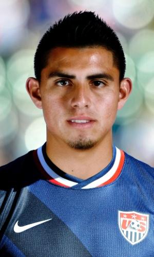 Joe Corona, jogador dos Estados Unidos