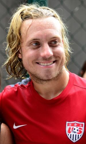 Michael Harrington, jogador dos Estados Unidos