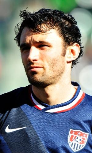 Michael Parkhurst, jogador dos Estados Unidos
