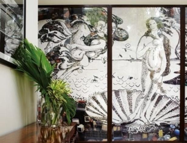 Revista mostra interior da nova casa de Ronaldo em São Paulo