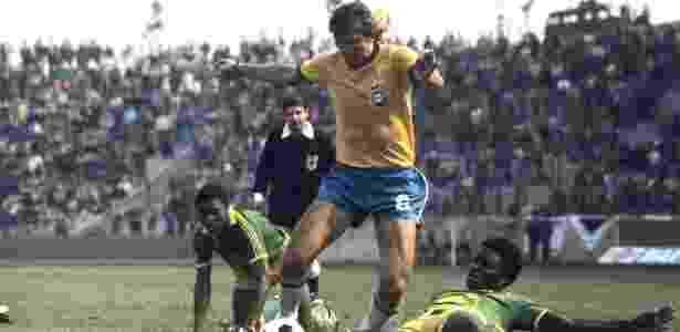 Brasil Copa 1974 - VI-Images via Getty Images - VI-Images via Getty Images