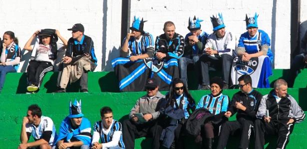 Grêmio já mandou jogos no Alfredo Jaconi, em Caxias. Última vez foi em 2014