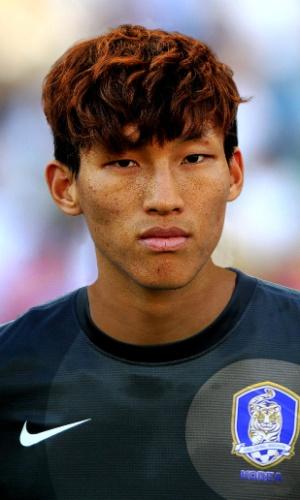Kim Seung-Gyu jogador da Coreia do Sul