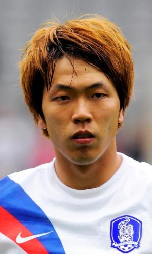 Kim Young Gwon, jogador da Coreia do Sul