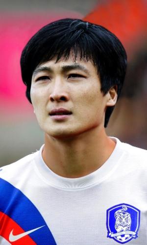 Kwak Tae-Hwi, jogador da Coreia do Sul