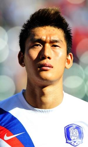 Lee Yong, jogador da Coreia do Sul