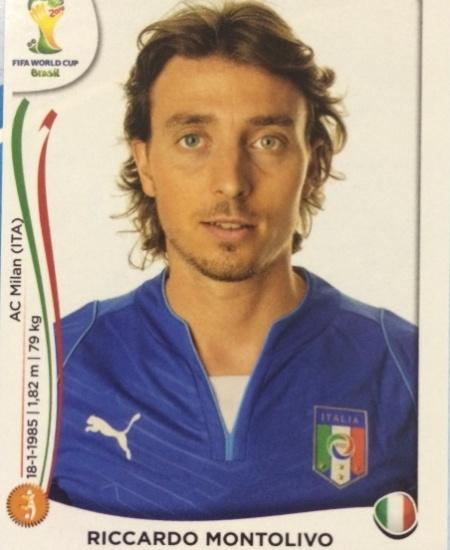 Montolivo fraturou a tíbia em amistoso contra a Irlanda e acabou com o sonho de jogar a Copa