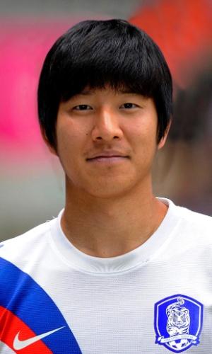Park Joo-Ho, jogador da Coreia do Sul