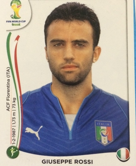 Rossi não foi chamado por Cesare Prandelli para a seleção italiana por sempre lutar com problemas físicos