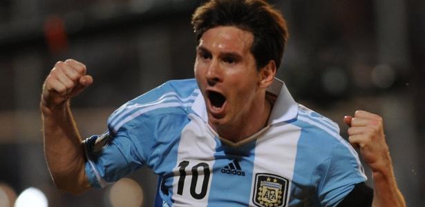 Lionel Messi quer conquistar título pela seleção argentina