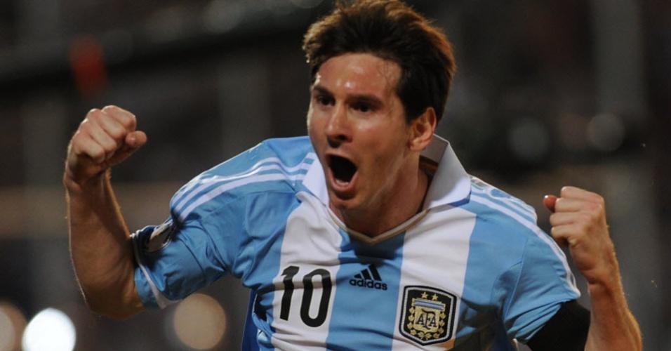 Lionel Messi disputará no Brasil a terceira Copa do Mundo de sua carreira