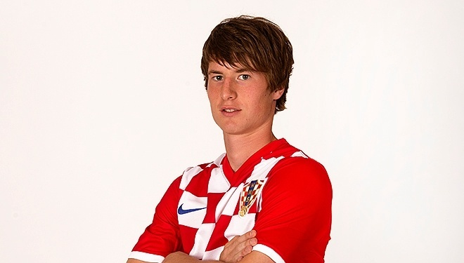 Mocinic, jogador da Croácia