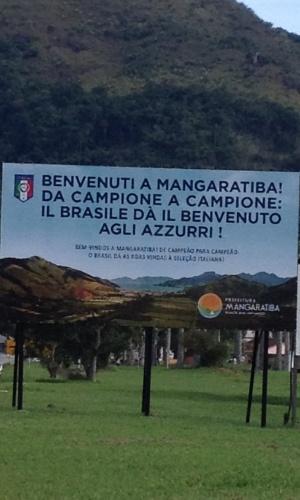 Aposta da Itália, isolamento em Mangaritiba gera críticas: