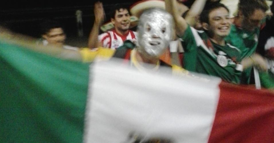Movimento de mexicanos em Natal só não é maior porque cruzeiro vindo do México não pôde atracar na cidade potiguar. Turistas vindos de navio tiveram de descer em Recife