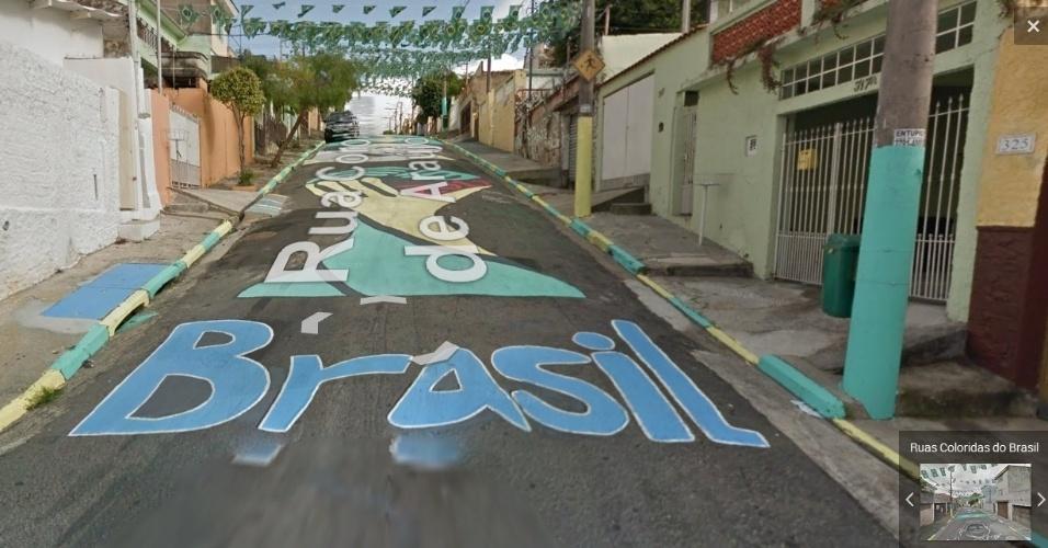 Rua Coronel Francisco de Araújo, São Paulo