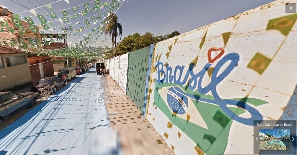 Rua Tavares Bastos, no Rio