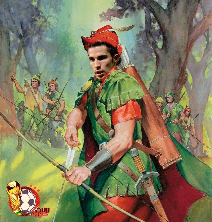 Robin Hood marcou presença nas redes sociais