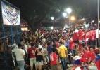 Americana diz ter sido estuprada em Cuiabá após festa da Copa; laudo nega - Guilherme Costa/UOL