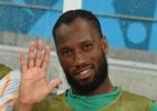 Didier Drogba anuncia aposentadoria da seleção da Costa do Marfim - AFP PHOTO / ISSOUF SANOGO
