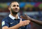 França e Honduras jogam em Porto Alegre - Paul Gilham/Getty Images