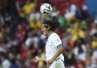 Volante de Honduras fala em tom de despedida após 2ª derrota na Copa - Juan Barreto/AFP