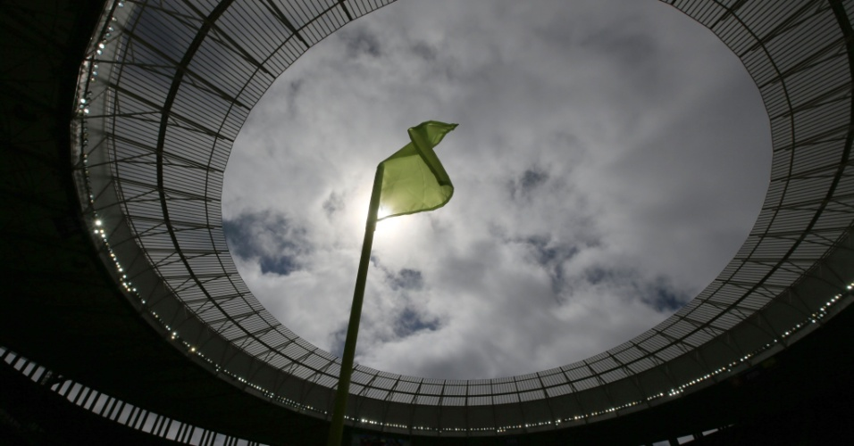 Estádio Mané Garrincha recebe torcedores de Suíça e Equador para estreia na Copa