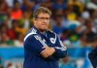 Técnico da Bósnia culpa falta de sorte e arbitragem por desclassificação - REUTERS/Tony Gentile