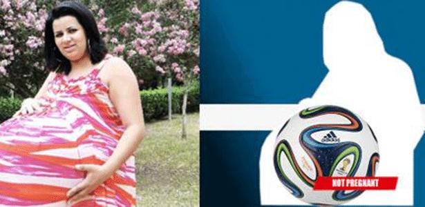 Tecnologia do gol esclarece até o caso da grávida de Taubaté