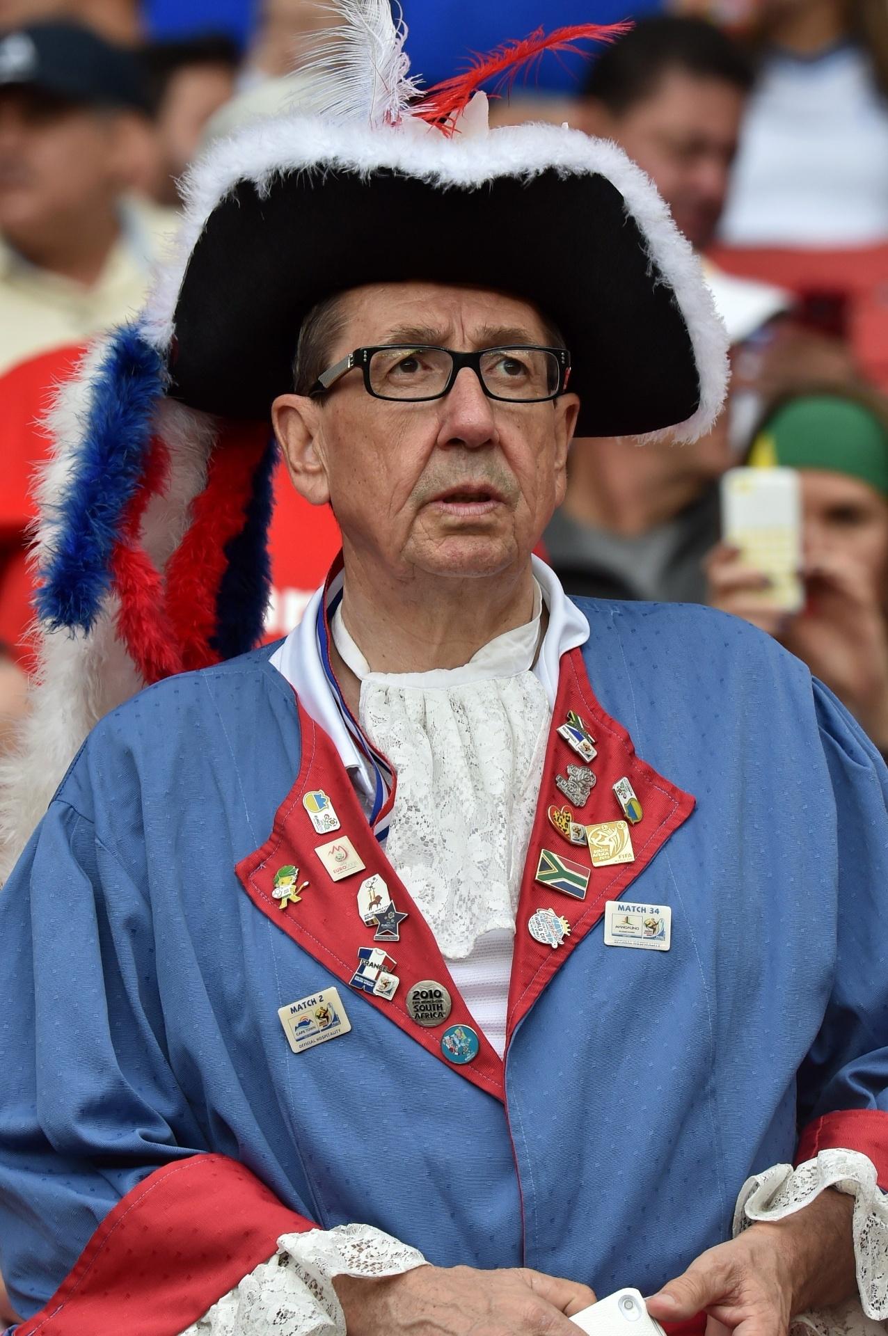 15.jun.2014 - Se Didier Deschamps, técnico da França, precisar, pode consultar um especialista em estratégia: Napoleão Bonaparte