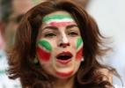 Irã e Nigéria fazem o primeiro jogo da Copa em Curitiba - AFP PHOTO / BEHROUZ MEHRI