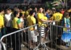 Romeno tenta vender 60 ingressos abaixo do preço em Cuiabá, mas acaba preso - Guilherme Costa/UOL
