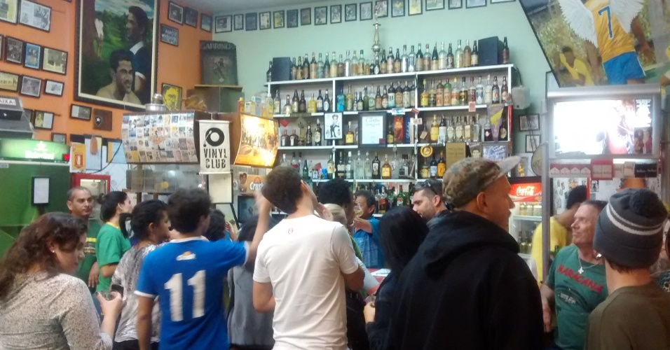Bar foi fundado em 2003 e abriu caminho para movimento cultura no bairro
