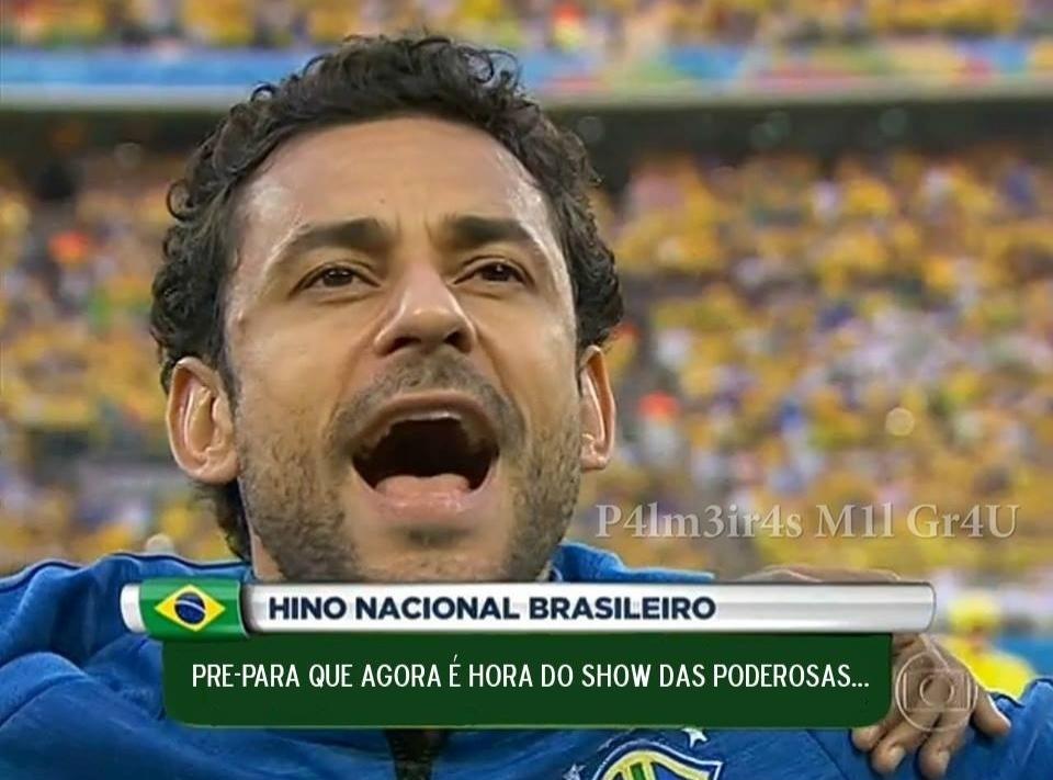 Hino do Brasil também teve sua letra alterada