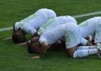 Técnico da Argélia proíbe jejum do Ramadã no dia do jogo contra Alemanha - AFP PHOTO / GABRIEL BOUYS