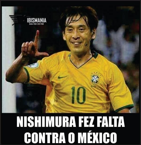 Seleção brasileira jogou desfalcada de seu principal destaque na última partida