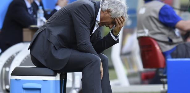 Técnico da Argélia Vahid Halilhodzic pode perder emprego antes do fim da Copa do Mundo, diz jornalista