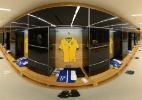 Veja como é o vestiário do Brasil antes de um jogo de Copa do Mundo - Dennis Grombkowski - FIFA/360/FIFA via Getty Images