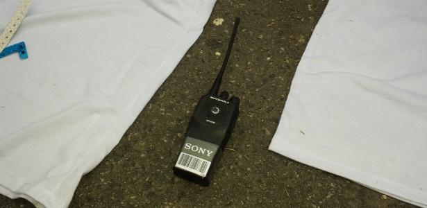 Na Nova Zelândia, com um rádio assim é possível ouvir a polícia